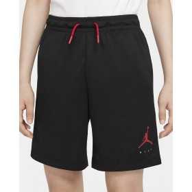 Short Jordan Jumpman Mesh Noir pour Junior