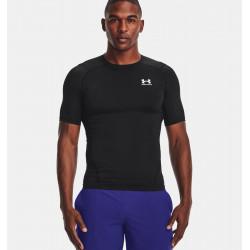 Men's Under Armour Heatgear compression Short Sleeve Tee black