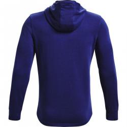 Sweat à capuche Under armour Rival Terry Big Logo Bleu