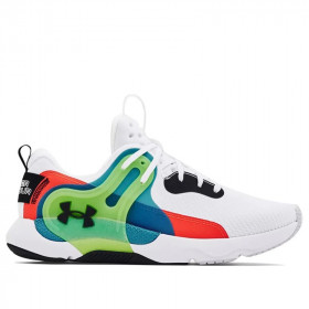Men's Under Armour HOVR Apex 3 White Training shoes