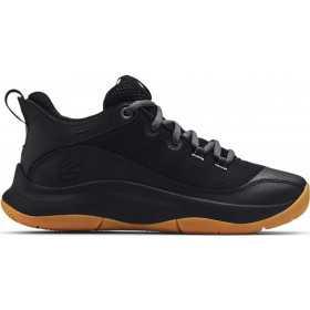 Chaussure de Basketball Under Armour Curry GS 3Z5 Noir pour enfant