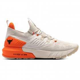Chaussure de Training Under Armour Project Rock 3 Orange