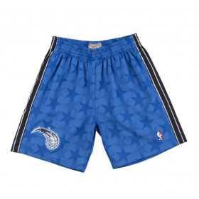 Short NBA Orlando Magic 2000 Mitchell & Ness Swingman Bleu pour Homme
