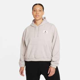 Women's Jordan Essential Hoody Grey