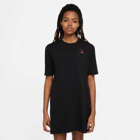 Robe Jordan Essentials Noir pour femme