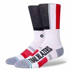 Stance NBA Arena Short cut 2 Sock Portland Trail blazers Black