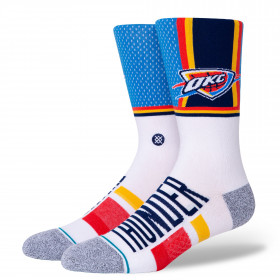 Stance Shortcut 2 NBA Socks Oklahoma city thunder Royal