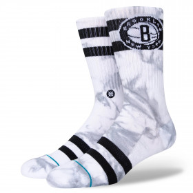 Chaussettes Brooklyn nets NBA Stance Dyed