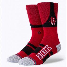 Chaussettes NBA Houston Rockets Stance ShortCut 2 Rouge