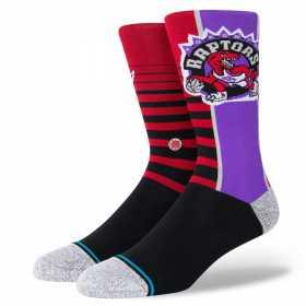 Chaussettes Toronto Raptors NBA Stance Gradient Violet