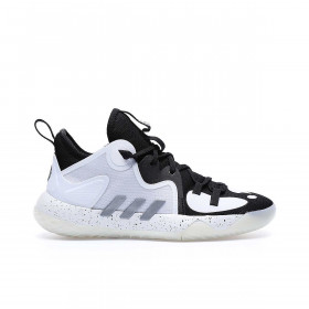 Chaussure de Basketball adidas James Harden Stepback 2 Blanc pour Junior