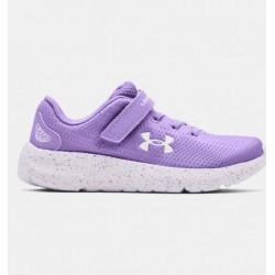 Chaussure Under Armour Pursuit 2 Violet pour fille