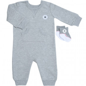 Baby's Converse Lil Chuck Coverall Grey
