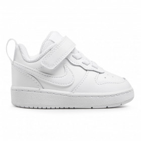 Baby's Nike Court Borough Low 2 (TD) Toddler White Shoe