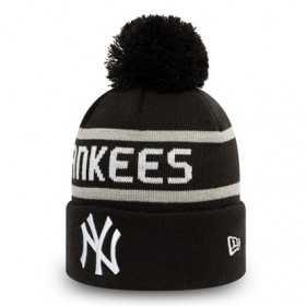 Bonnet MLB New York Yankees New Era Jake Cuff Noir