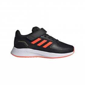 Kid's adidas Runfalcon 2.0 Black shoes