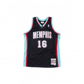 Mitchell & ness nba swingman Pao Gasol Memphis Grizzlies 2001-02 Black
