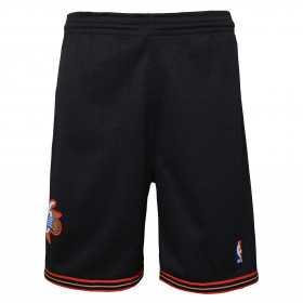 Kids' Mitchell & Ness NBA Short Philadelphia 76ers 2000-01 Black