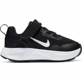 Baby's Nike WearAllDay (TD) Toddler Black Shoe