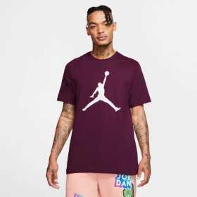 Men's Jordan Jumpman 19 t-shirt Red BDX
