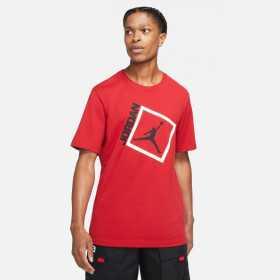 Men's Jordan Jumpman Box t-shirt Red