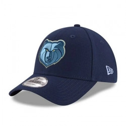 New Era The league 9Forty Adjustable NBA Memphis Grizzlies navy