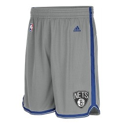 adidas NBA Swingman Short Nets Gris