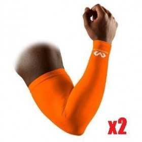 Mcdavid Manchon de protection power shooter Orange