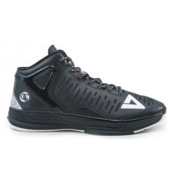 chaussure de basketball peak tp9 ii noir junior. Black Bedroom Furniture Sets. Home Design Ideas