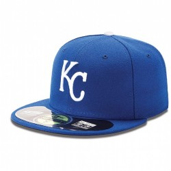 Casquette New Era MLB KC Royals 59/50 bleu