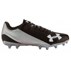 Under Armour Speed Phantom Low MC Crampons de Football American Noir