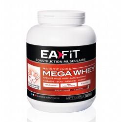 Protéines Mega Whey Ea Fit