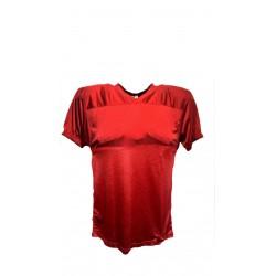 Meyer sport maillot d'entrainement court slvs Rouge