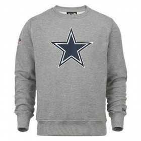 New Era Team logo Crew Neck Dallas Cowboys