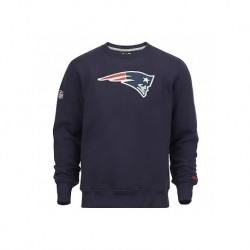 New Era Team logo Crew Neck Patriots