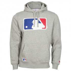 Men's New era Team logo MLB hoody grey