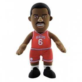 Poupluche NBA Julius Erving Philadelphie 76ers