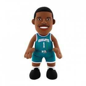 Poupluche NBA Muggsy Bogues Charlotte Hornets