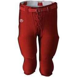 Rawlings Pant football rouge