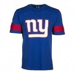 New Era NFL V-Neck T-Shirt New-York Giants