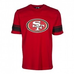 New Era NFL V-Neck T-Shirt San-Francisco 49ERS