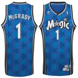 adidas Maillot NBA Swingman Hardwood Classics Orlando Magic tracy McGrady