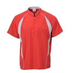 Batting Jacket B45 Rouge