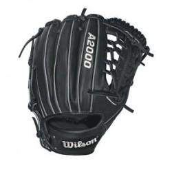 Gant de Baseball Wilson A2000 Noir