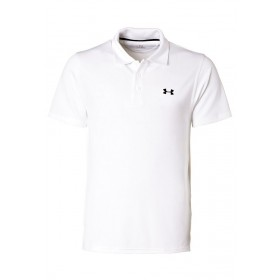 Under Armour EU performance polo blanc
