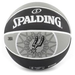 Ballon de Basketball NBA San Antonio Spurs Spalding taille 5 pour enfant
