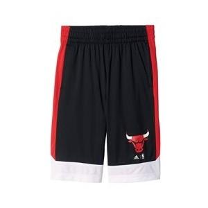 Short de Basketball NBA Chicago Bulls adidas winter hoops pour enfants