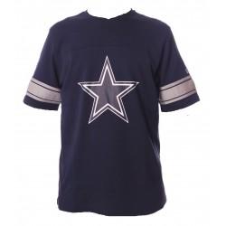 New Era NFL V-Neck T-Shirt Dallas Cowboys
