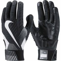 gant de Football Américain Nike D-Tack 5 Noir pour Linemen