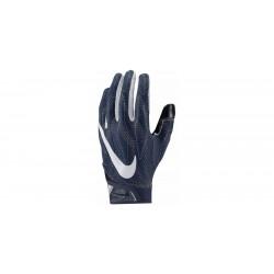 Gant de Football Américain Nike Superbad 4.0 Bleu Navy